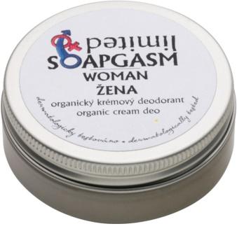 Soaphoria Soapgasm Woman deodorante in crema