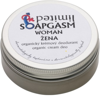 Soaphoria Soapgasm Woman krémový deodorant