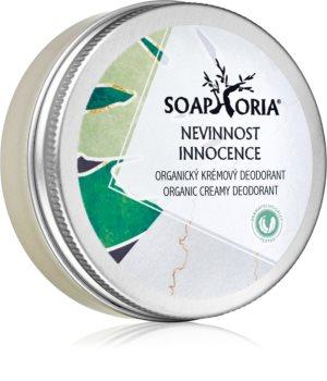 Soaphoria Innocence органичен кремообразен дезодорант
