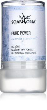Soaphoria Pure Power минерален дезодорант