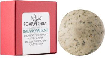 Soaphoria Hair Care Champú orgánico sólido para cabello graso
