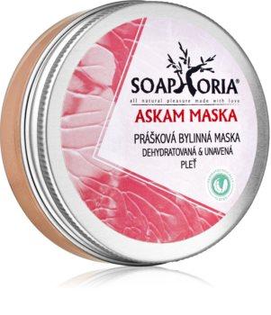 Soaphoria Askam masque purifiant pour peaux déshydratées et sèches