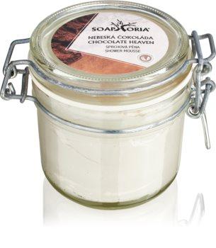 Soaphoria Chocolate Heaven Duschschaum