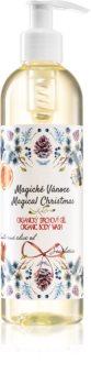 Soaphoria Magical Christmas gel de duche para pele fina e lisa