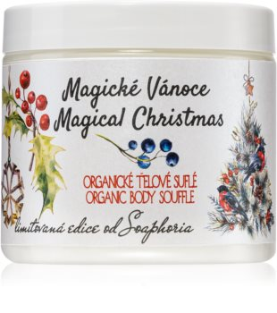 Soaphoria Magical Christmas vyživující tělové suflé