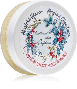 Soaphoria Magical Christmas tělové máslo s regeneračním účinkem