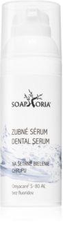 Soaphoria Královské zubní sérum Serum für schonendes Bleichen und zum Schutz des Zahnschmelzes