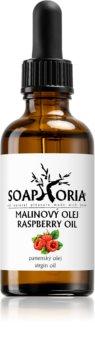 Soaphoria Organic óleo de framboesa para corpo