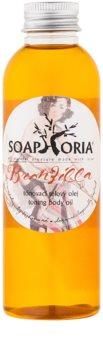 Soaphoria Bronzilla óleo corporal com cor