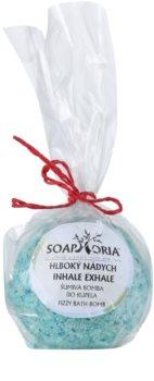 Soaphoria Inhale Exhale bomba da bagno effetto rigenerante