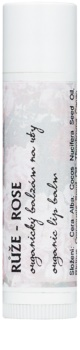 Soaphoria Lip Care bálsamo labial orgánico de rosas