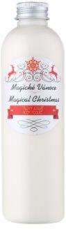 Soaphoria Magical Christmas oganiczny jogurt do ciała o dzłałaniu nawilżającym