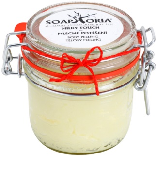 Soaphoria Milky Touch scrub corpo