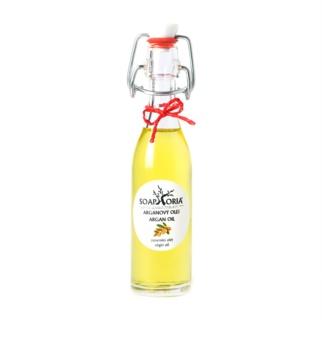 Soaphoria Organic óleo de argão