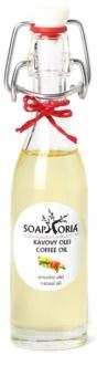 Soaphoria Organic Cosmetic Oil with Coffee