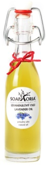Soaphoria Organic levanduľový upokojujúci olej