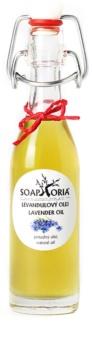 Soaphoria Organic olio rilassante alla lavanda