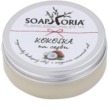 Soaphoria Organic olio di cocco da viaggio