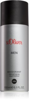 s.Oliver s.Oliver déodorant en spray pour homme