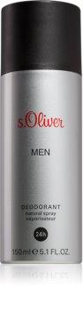 s.Oliver s.Oliver Deodorant Spray für Herren