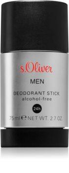 s.Oliver s.Oliver deodorante stick per uomo
