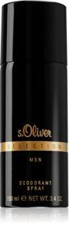 s.Oliver Selection Men Deodorant Spray for Men