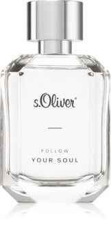 s.Oliver Follow Your Soul Men After Shave -Vesi Miehille