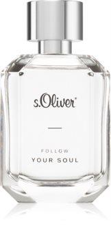 s.Oliver Follow Your Soul Men voda po holení pre mužov