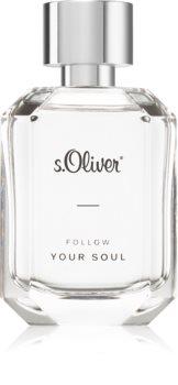 s.Oliver Follow Your Soul Men voda po holení pro muže