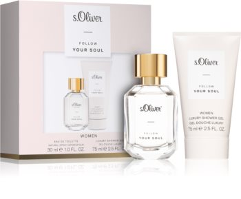 s.Oliver Follow Your Soul Women Gift Set  I. voor Vrouwen