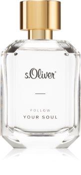 s.Oliver Follow Your Soul Women Eau de Toilette hölgyeknek