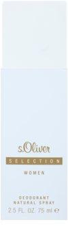 s.Oliver Selection Women deodorant spray pentru femei 75 ml
