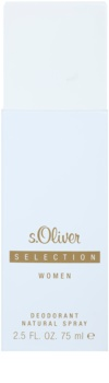 s.Oliver Selection Women Perfume Deodorant for Women 75 ml