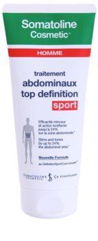 Somatoline Homme Sport gel dimagrante per la definizione dei muscoli addominali per uomo