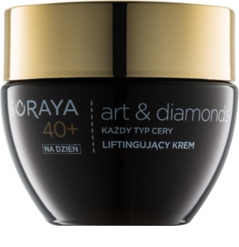 Soraya Art & Diamonds kräftigende Tagescreme mit Lifting-Effekt