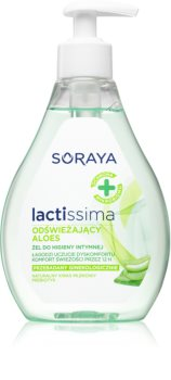 Soraya Lactissima gel rafraîchissant hygiène intime