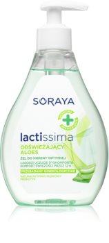 Soraya Lactissima свеж гел за интимна хигиена