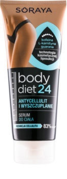 Soraya Body Diet 24 sérum de emagrecimento anticelulite