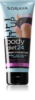 Soraya Body Diet 24 sérum liftant fortifiant anti-cellulite