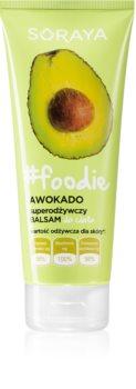 Soraya #Foodie Avocado baume corps nourrissant