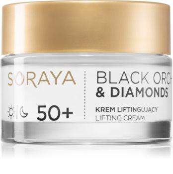 Soraya Black Orchid & Diamonds лифтинг крем против бръчки