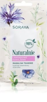 Soraya Naturally Moisturising face sheet mask