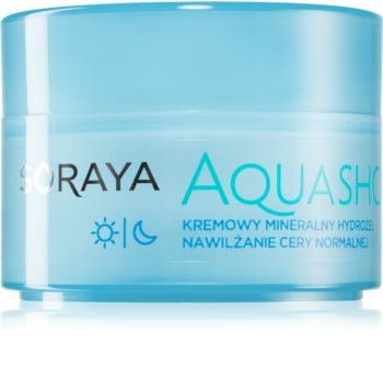 Soraya Aquashot Moisturizing Gel For Normal Skin