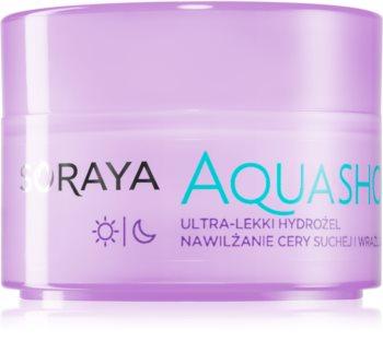 Soraya Aquashot хидратиращ гел  за суха кожа