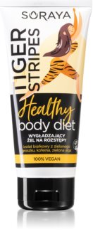 Soraya Healthy Body Diet Tiger Stripes gel lisciante per le smagliature