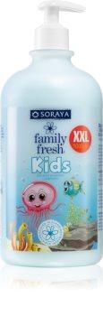 Soraya Family Fresh gel de duche e champô 2 em 1 para crianças