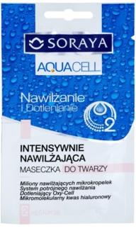 Soraya Aquacell maschera idratante intensiva