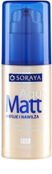 Soraya Aqua Matt Mattifying Foundation with Moisturizing Effect