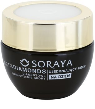 Soraya Art & Diamonds Rejuvenating Day Cream With Diamond Dust