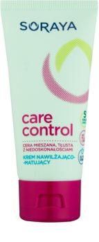 Soraya Care & Control crema matificante para pieles grasas y mixtas